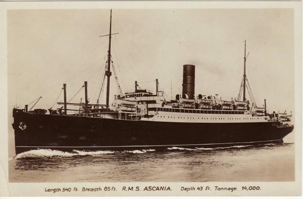 Ascania post 3