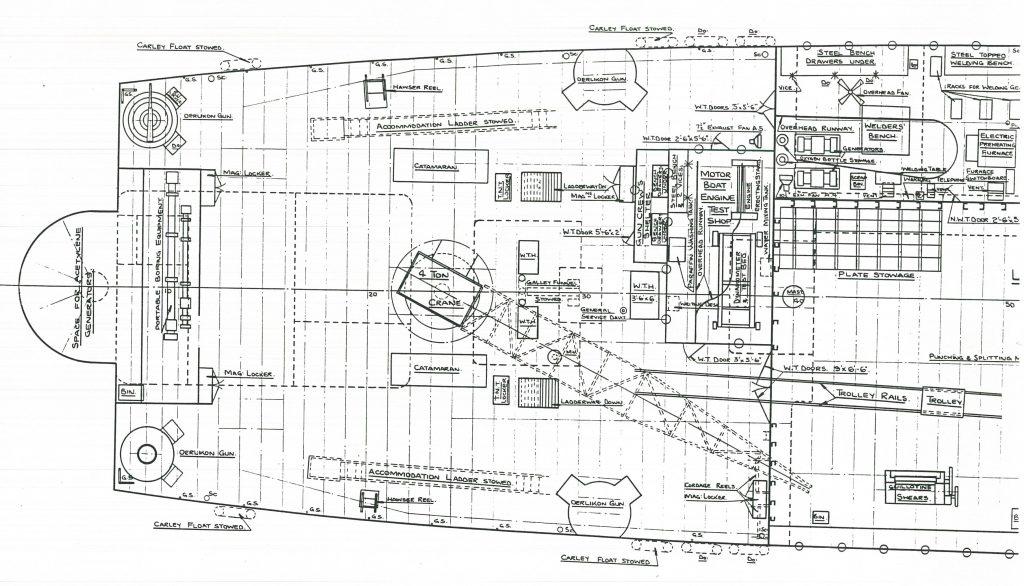 Plan Deck A1
