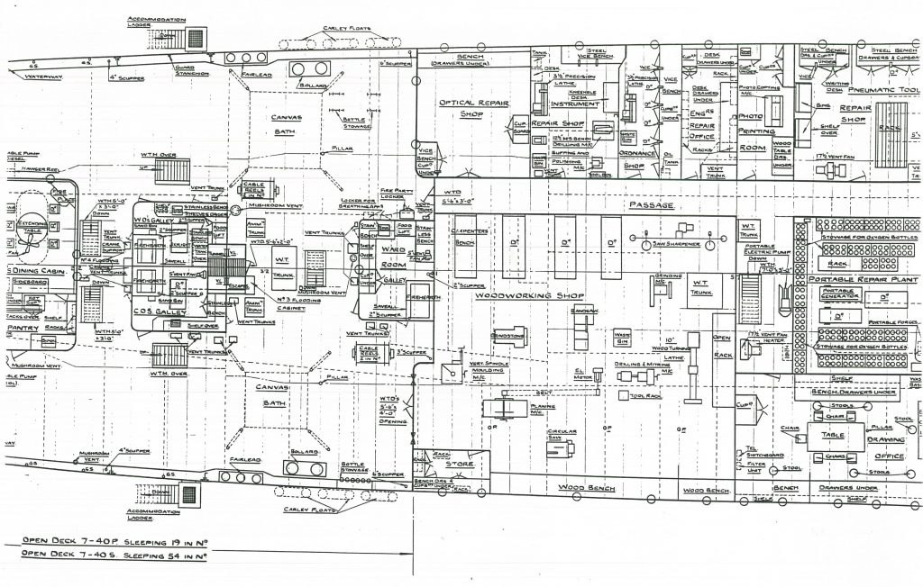 Plan Deck B1