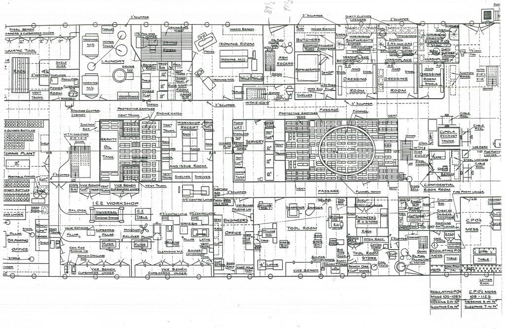 Plan Deck B2