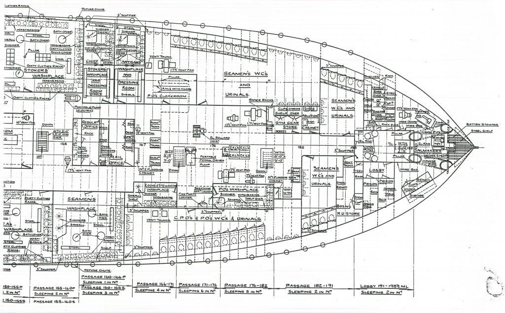 Plan deck B4